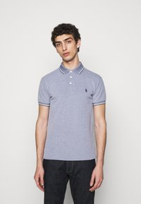 Polo Ralph Lauren - SHORT SLEEVE - Polo shirt - fresco blue heath - 0