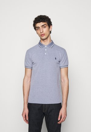 SHORT SLEEVE - Poloshirt - fresco blue heath