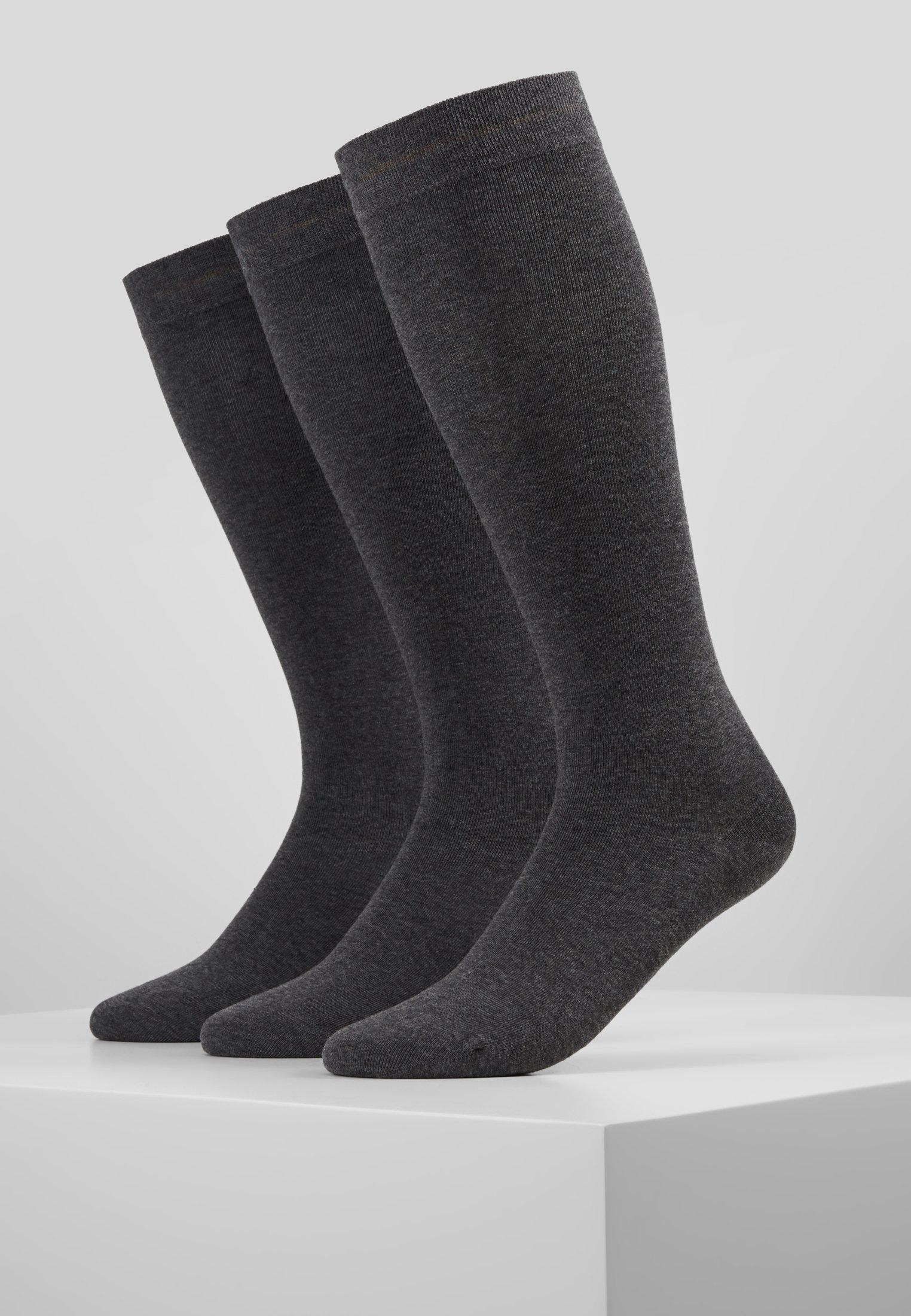 Women WOMEN SOFT KNEEHIGHS 3 PACK - Knee high socks