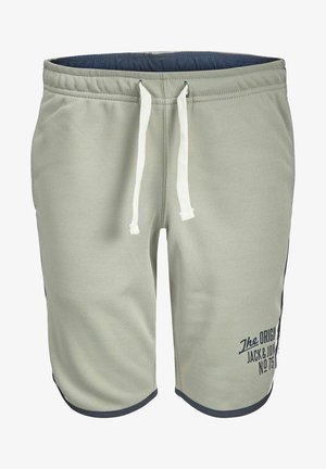 Tracksuit bottoms - neutral gray