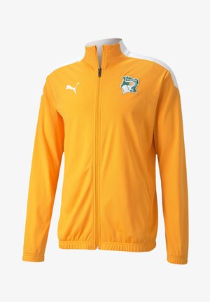 IVORY COAST STADIUM - Club wear - puma white-flame orange