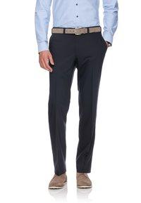 BRAX - JAN  HERRENHOSE FLATFRONT - Suit trousers - dark blue - 0