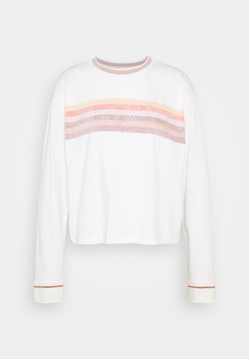 CRAZY STORY - Long sleeved top - snow white