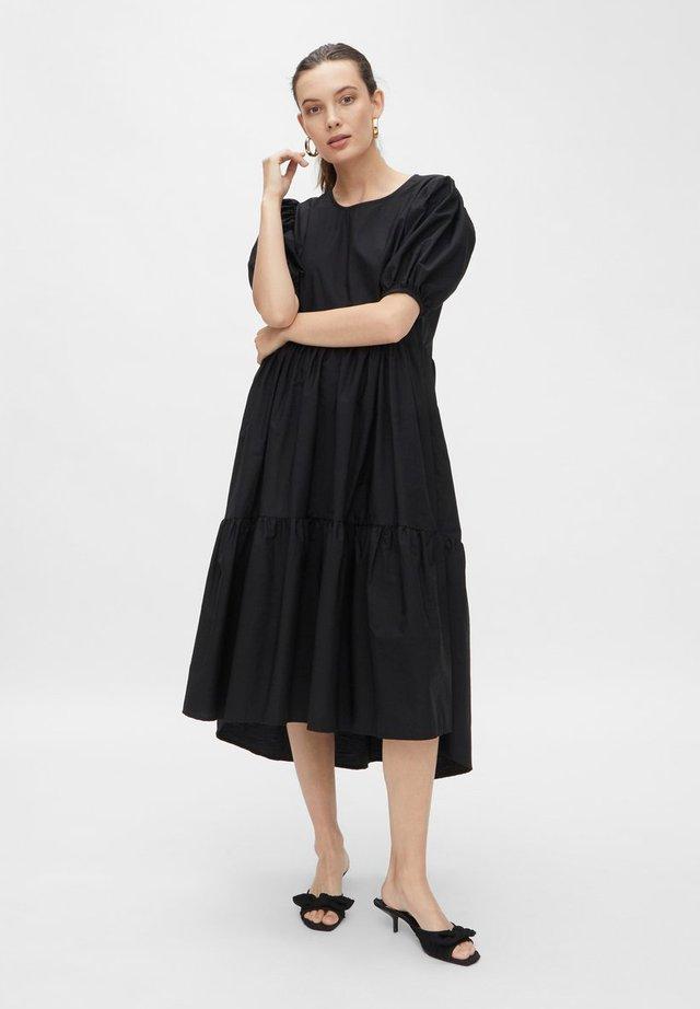 YASANDREA - Vapaa-ajan mekko - black