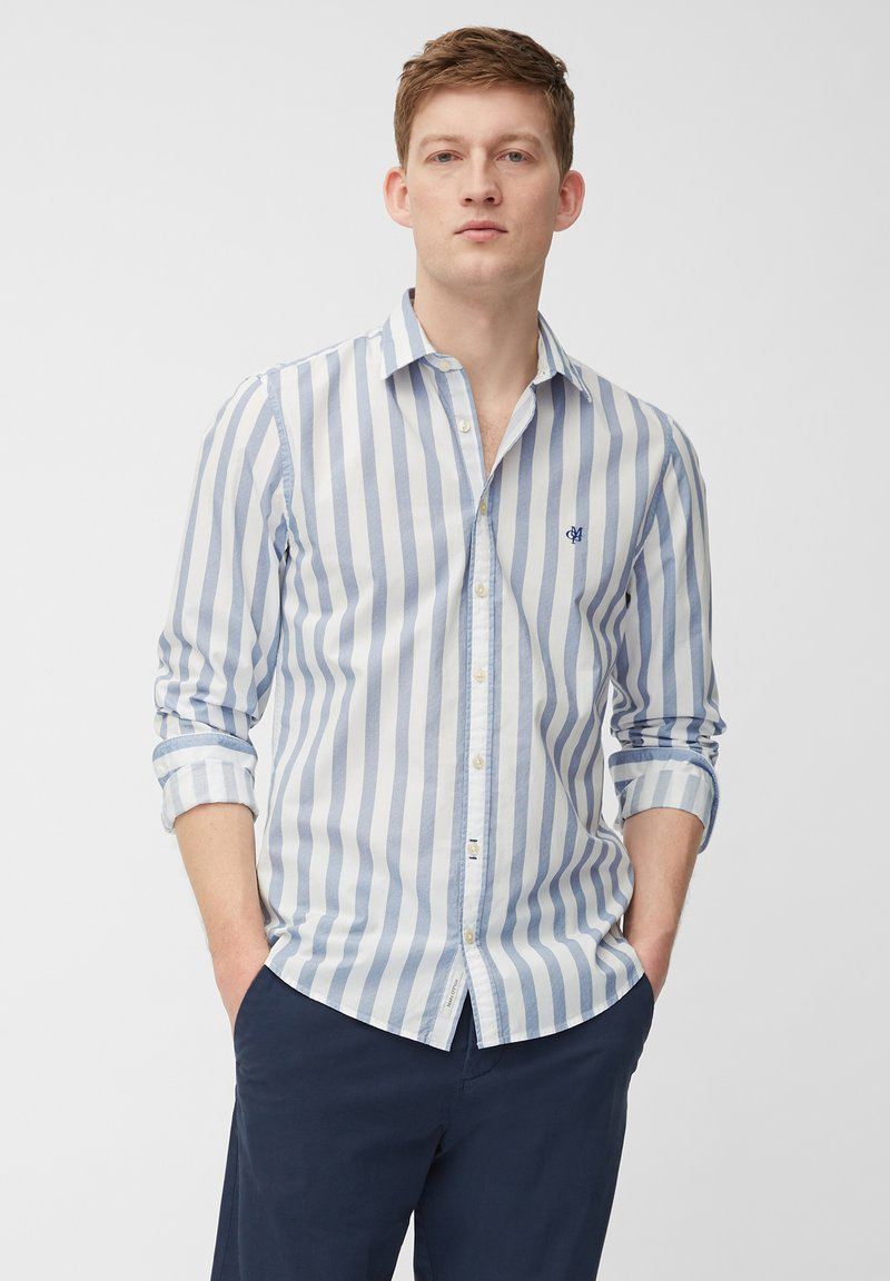 Marc O'Polo - Shirt - mazarine blue