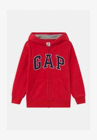 GAP - BOY ARCH HOOD - Fleecejas - pure red - 0