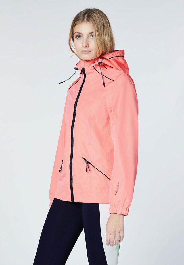 Winter jacket - neon pink