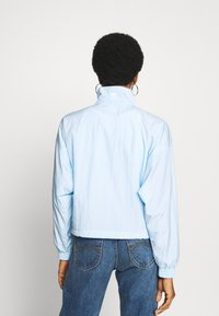 adidas Originals - LOGO - Training jacket - clear sky/white - 2