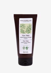 Phytorelax - VEGAN & ORGANIC TEA TREE - PROTECTIVE HAND & NAILS CREAM  - Hand cream - - - 0