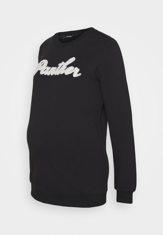 PANTHER - Sweatshirt - black