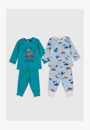 2PACK  - Pyjama - beyaz