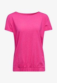 Esprit Sports - Print T-shirt - pink fuchsia - 6