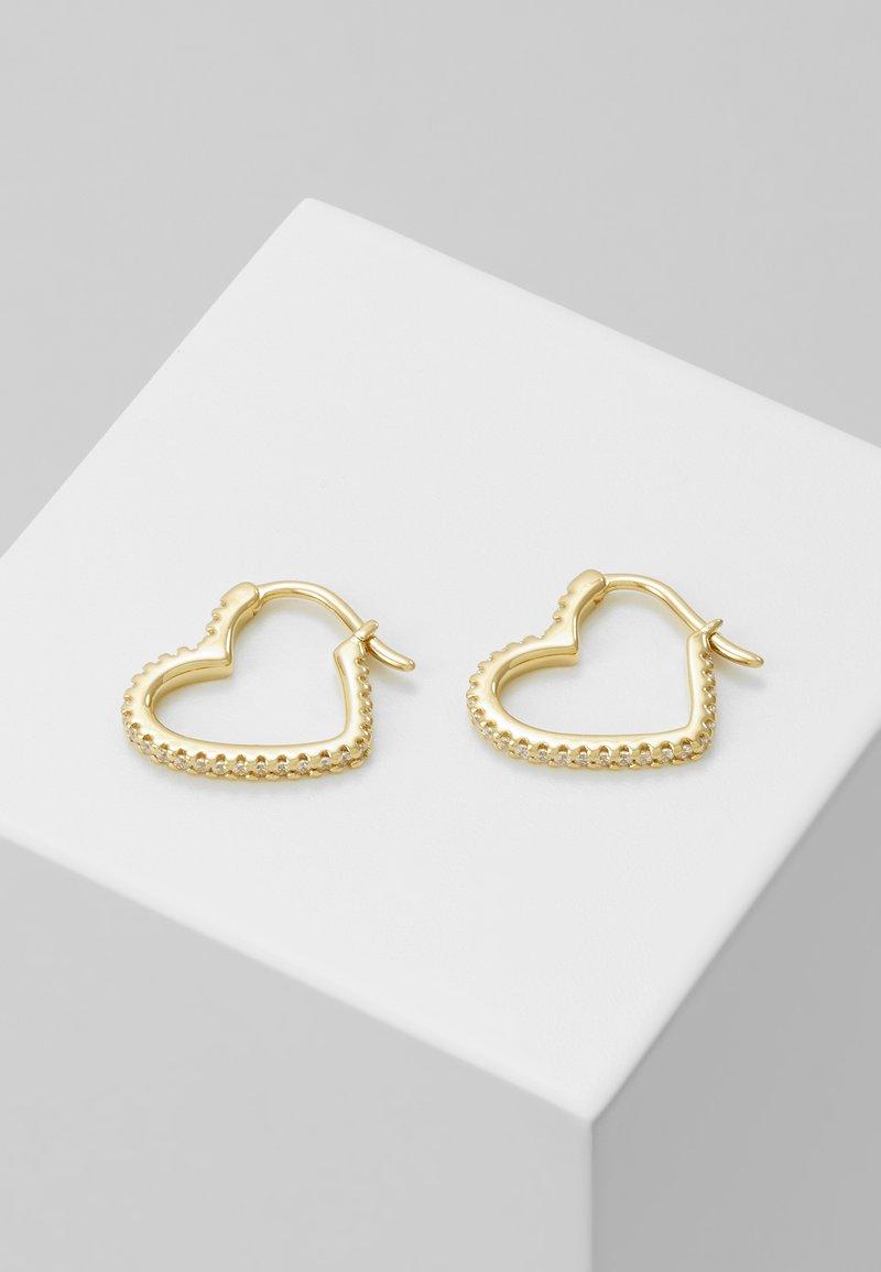 Michael Kors - PREMIUM - Earrings - gold-coloured