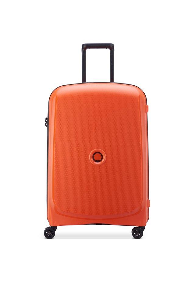 DELSEY BELMONT PLUS 4-ROLLEN TROLLEY 71 CM - Wheeled suitcase - orange2