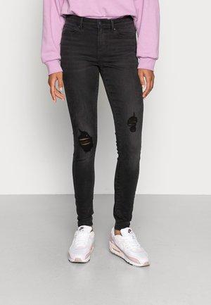 ONLWAUW LIFE - Jeans Skinny - black