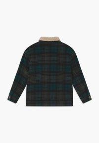 Soft Gallery - BAYOU - Winter jacket - forrest check - 1
