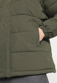 Schott - NEBRASKA - Winter jacket - military green - 5