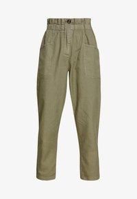 Pepe Jeans - LIA - Spodnie materiałowe - thyme - 4