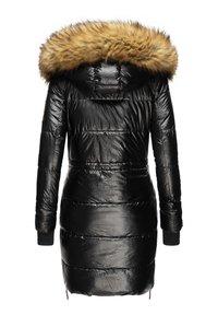 Navahoo - Winter coat - black - 1
