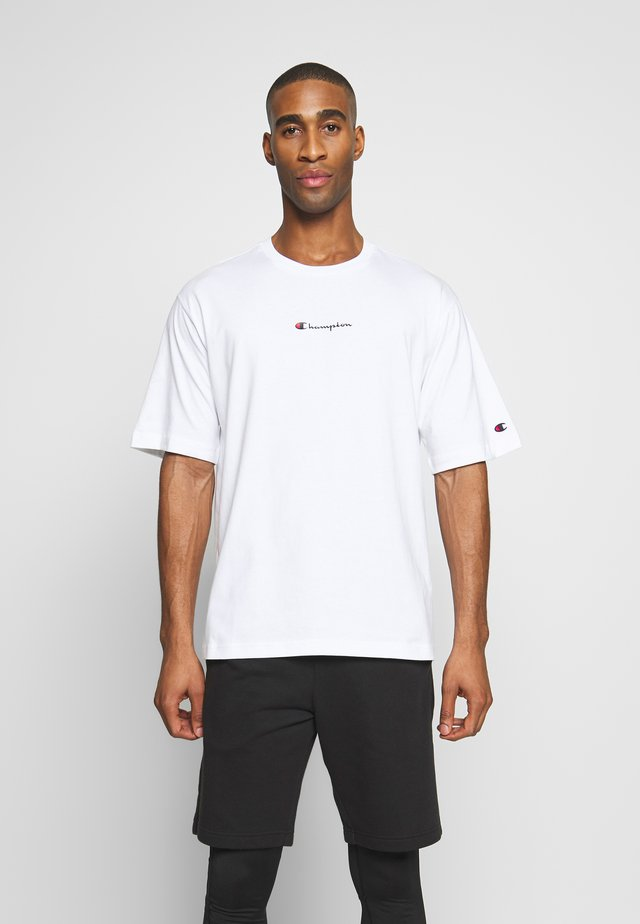 ROCHESTER CREWNECK - T-shirt basic - white