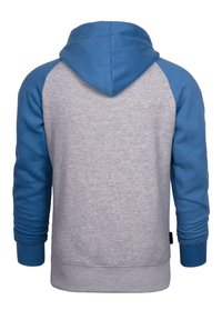 Spitzbub - Zip-up sweatshirt - blau/grau - 1