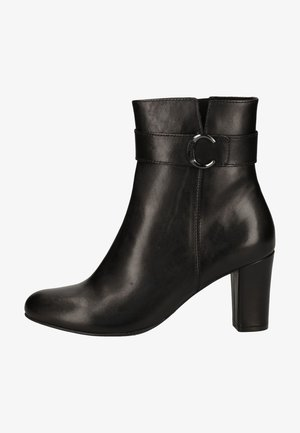 Classic ankle boots - black nappa 022