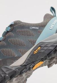 Merrell - SIREN 3 GTX - Hikingsko - blue smoke - 5