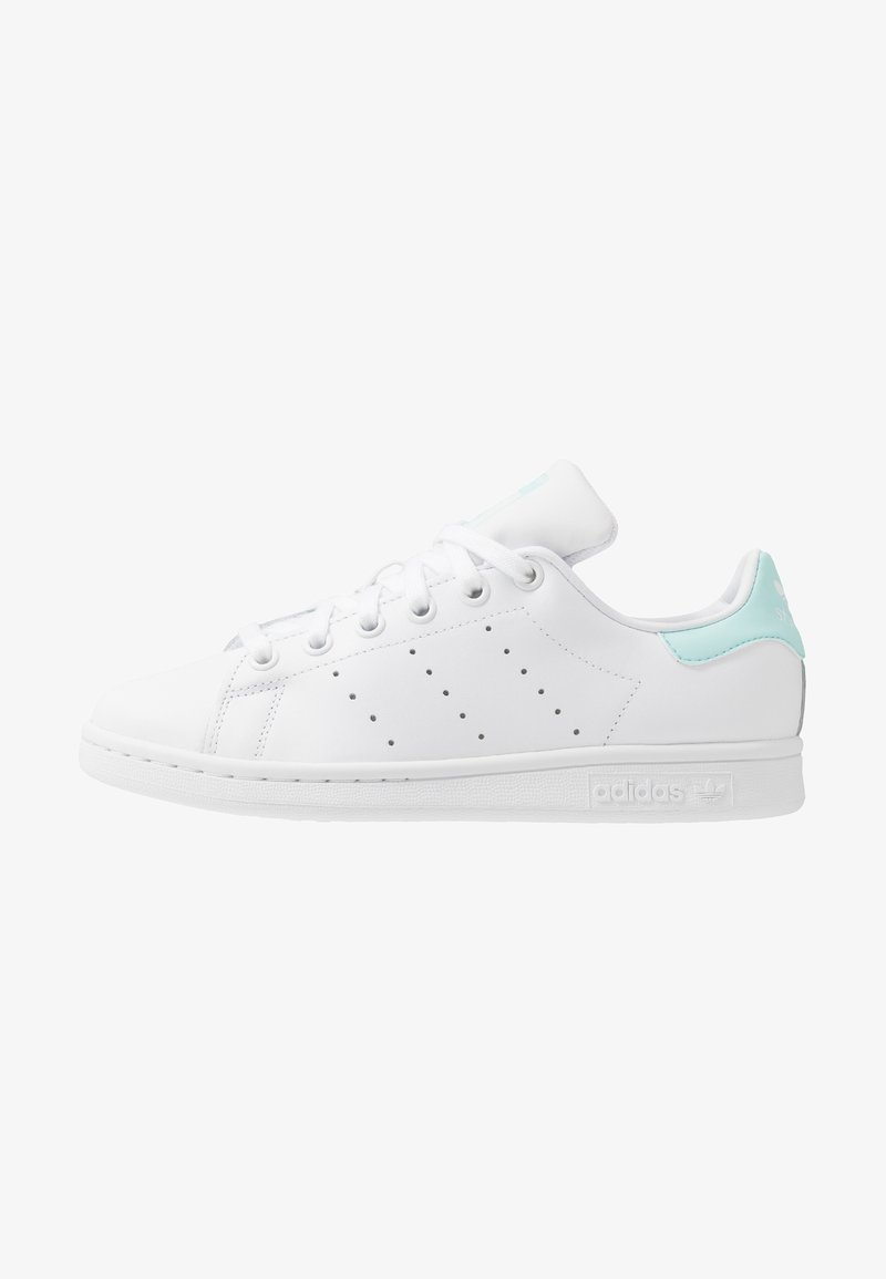 adidas Originals - STAN SMITH - Sneaker low - footwear white/frost mint
