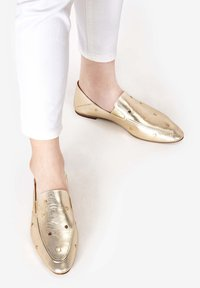 Inuovo - Slip-ons - gold gld - 0