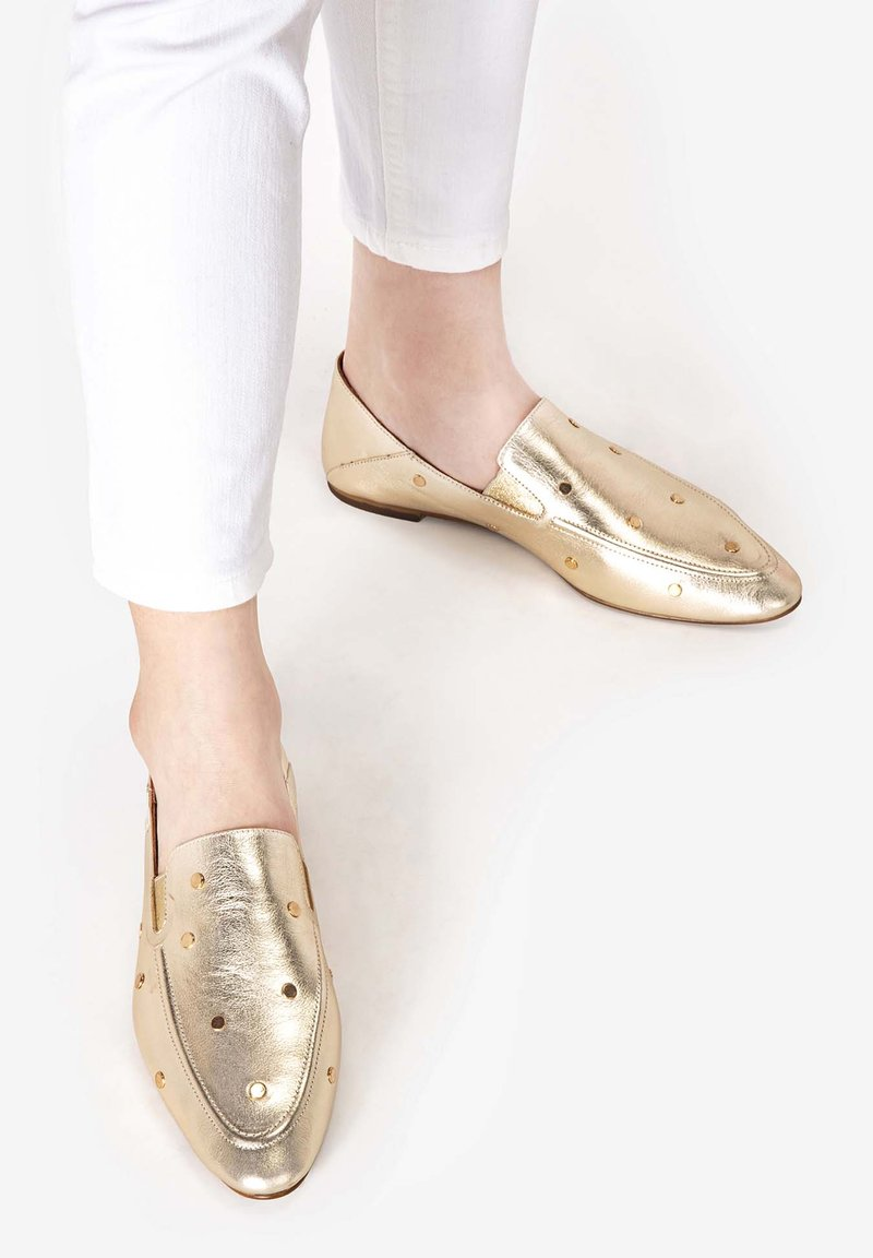 Inuovo - Slip-ons - gold gld