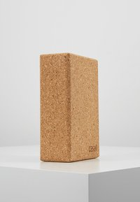 Casall - YOGA BLOCK  - Fitness/yoga - natural cork - 3