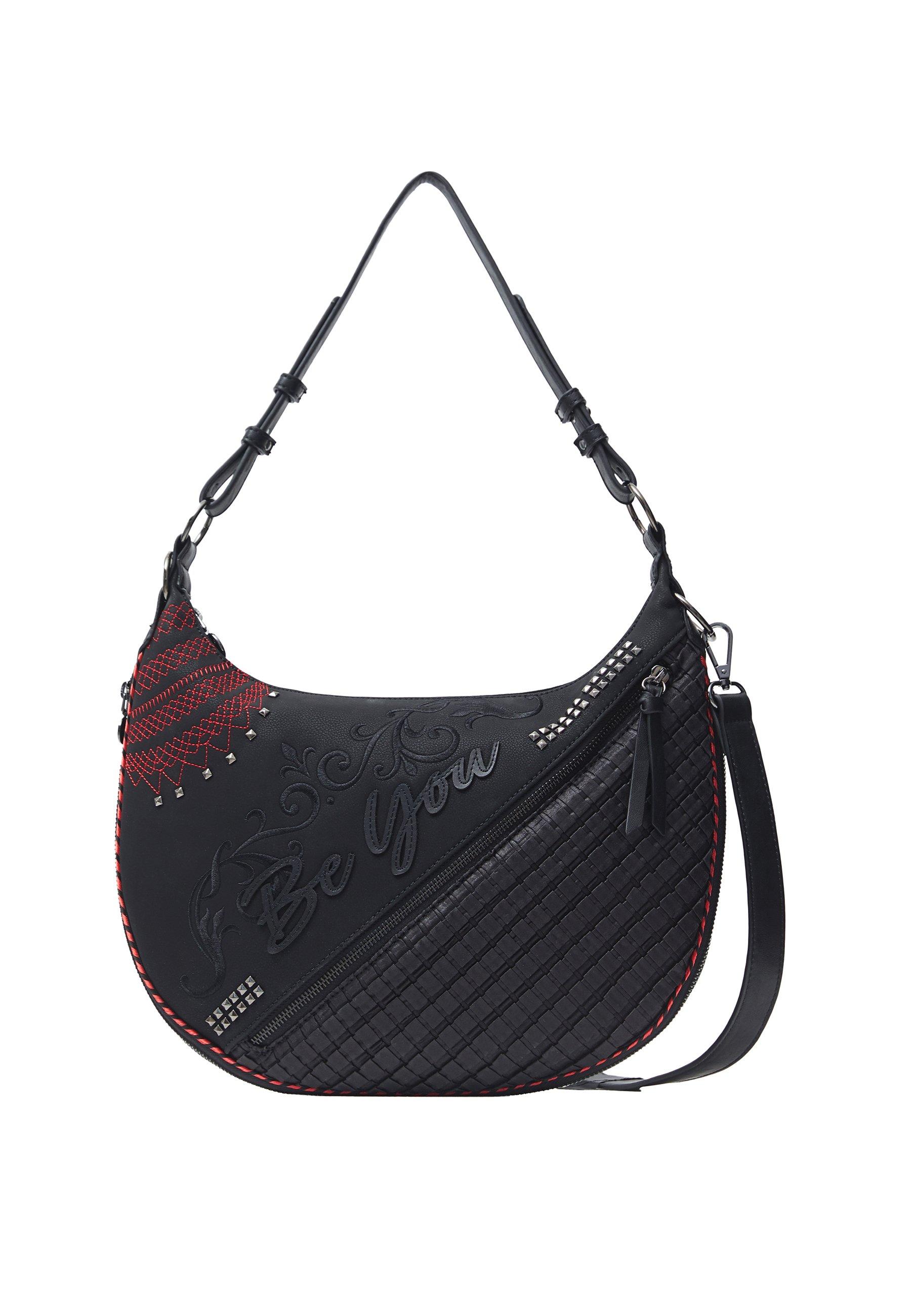 Desigual Handtasche - Black/schwarz
