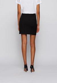 BOSS - Mini skirt - black - 2