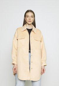 EDITED - HARLEY COAT - Short coat - apricot - 0
