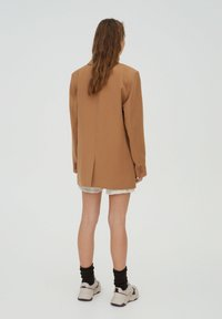 PULL&BEAR - Manteau court - brown - 2