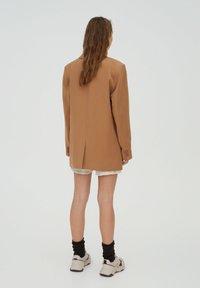 PULL&BEAR - Short coat - brown - 2