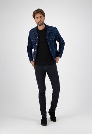 Denim jacket - dark-blue
