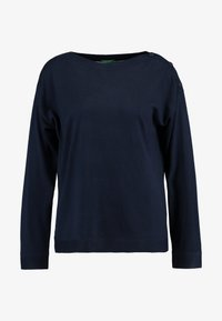 Benetton - CREW NECK  - Jumper - navy - 4