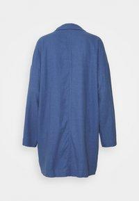Lindex - COAT LINN - Krótki płaszcz - blue - 1