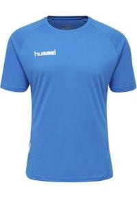 Hummel - Sports shorts - diva blue - 1