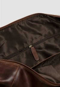 SID & VAIN - BRISTOL - Weekend bag - braun/cognac - 4
