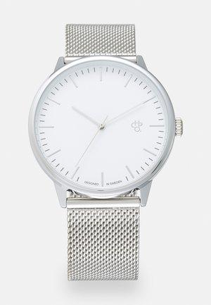 NANDO UNISEX - Watch - silver-coloured