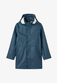 Name it - Waterproof jacket - midnight navy - 0