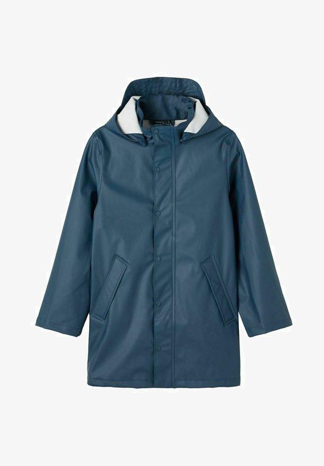 Regnjakke / vandafvisende jakker - midnight navy