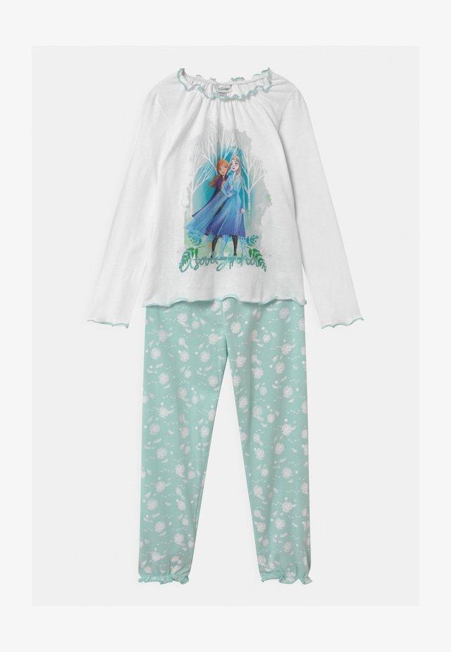 Pyjama set - brilliant white