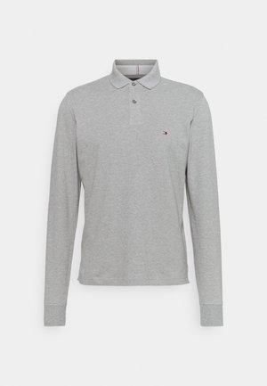 Polo shirt - medium grey heather