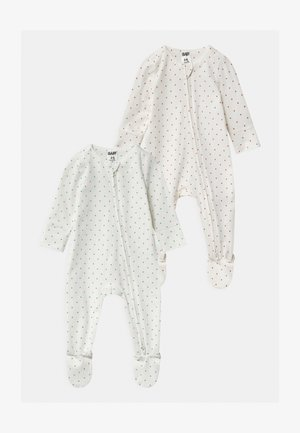 LONG SLEEVE ZIP 2 PACK  - Sleep suit - multi-coloured