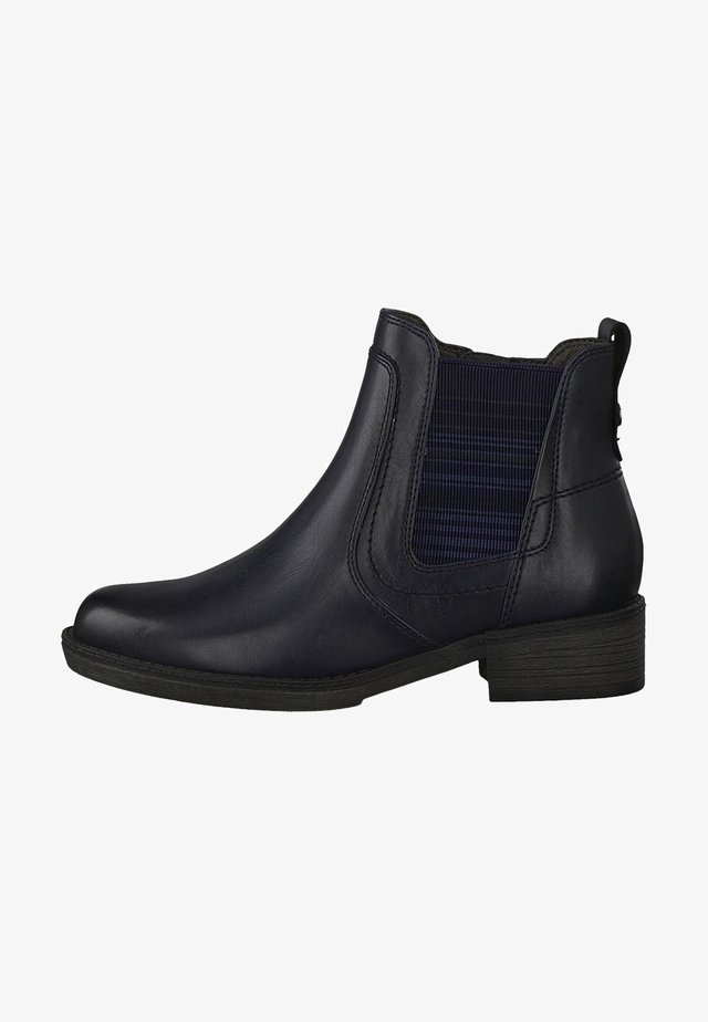 Boots à talons - navy