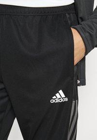 adidas Performance - JUVENTUS TURIN SUIT - Fanartikel - carbon/black - 7