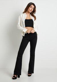 Pepe Jeans - DUA LIPA X PEPE JEANS - Skjorte - ecru - 1